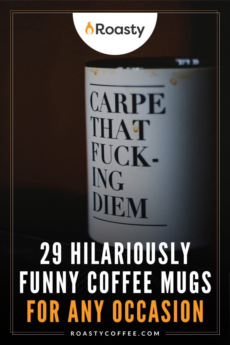 Funny Coffee Mug Gift Ideas
