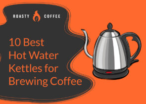 10 Best Hot Water Kettles for Brewing Coffee
