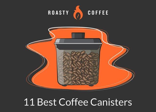 11 Best Coffee Canisters