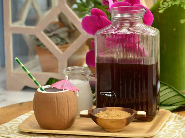 Coconut Water Cold Brew Coffee