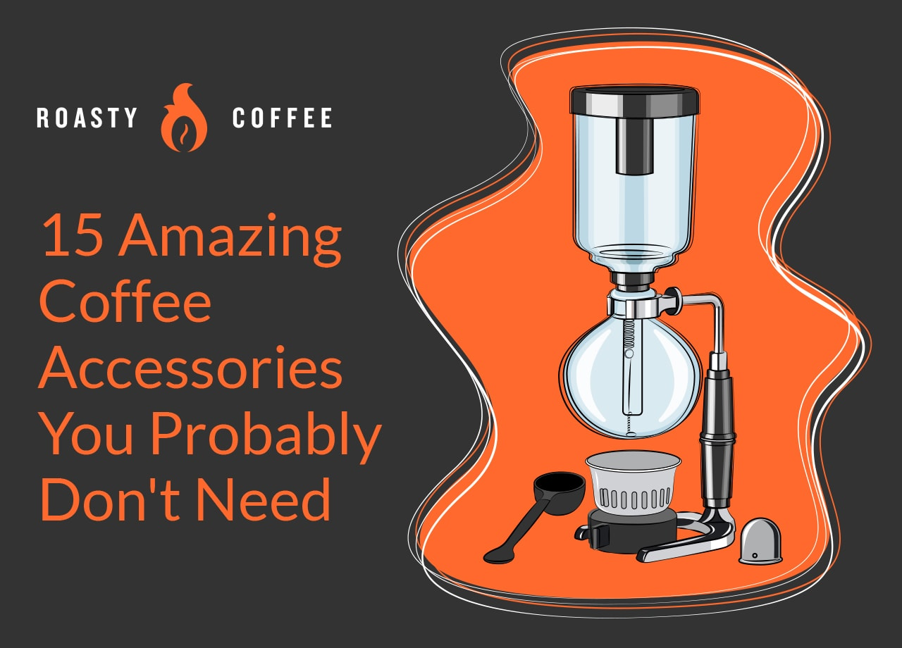 15 Amazing Coffee Accessories You Probably Don't Need