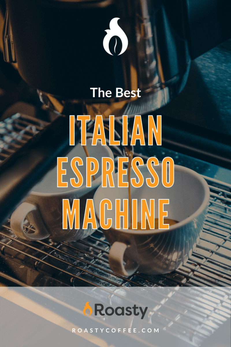 Best Italian Espresso Machines