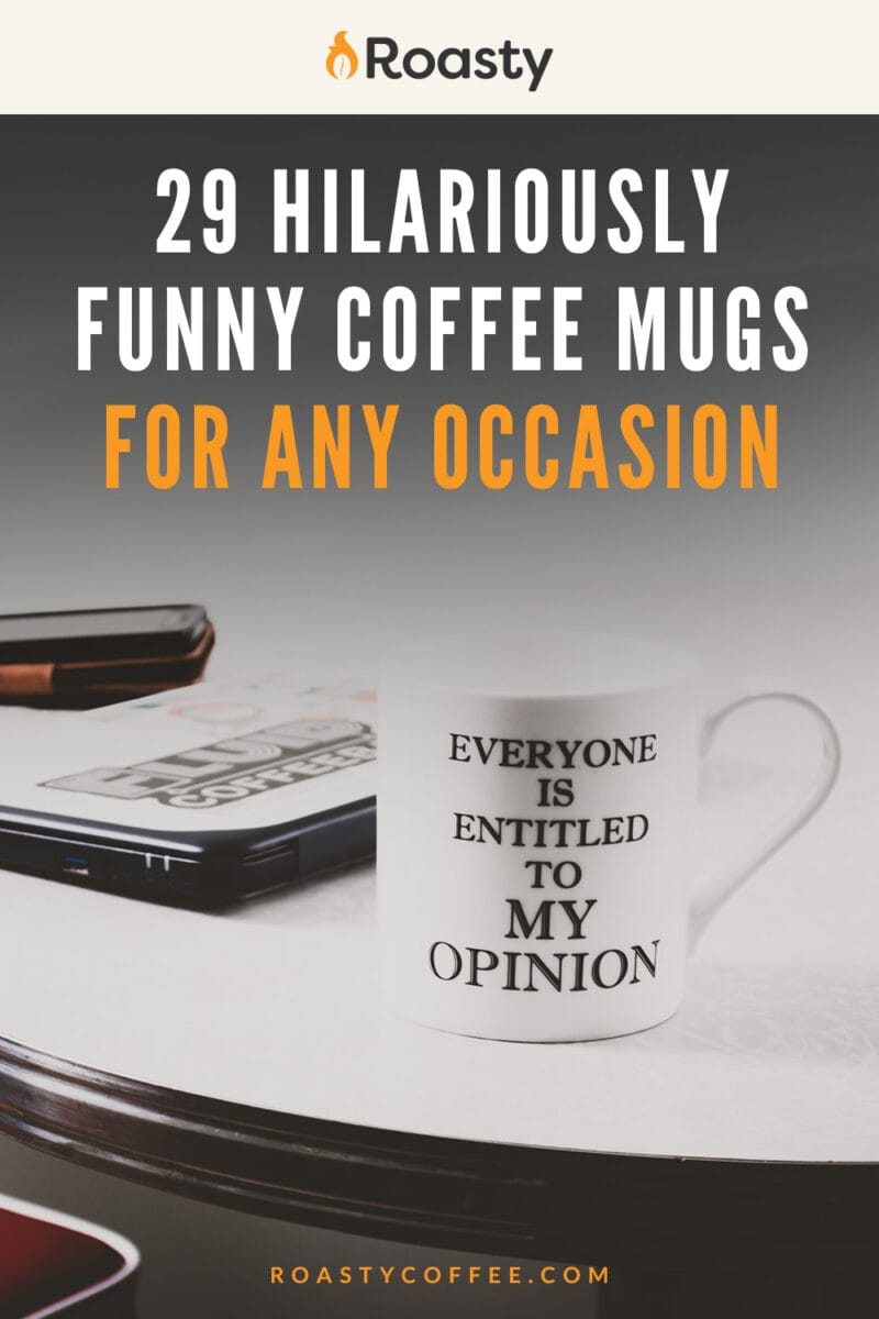 29 Hilariously Funny Coffee Mugs For Any Occasion In 2021