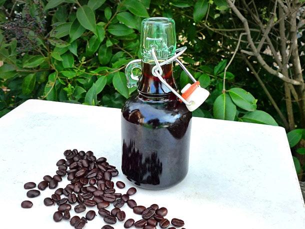 Sweet Coffee Liqueur Recipe