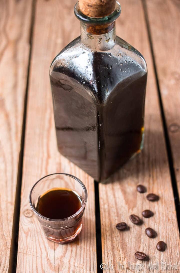 Kahlua Copycat Liqueur Recipe