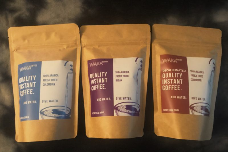 Waka Coffee Review: A New Kind of Instant Coffee?