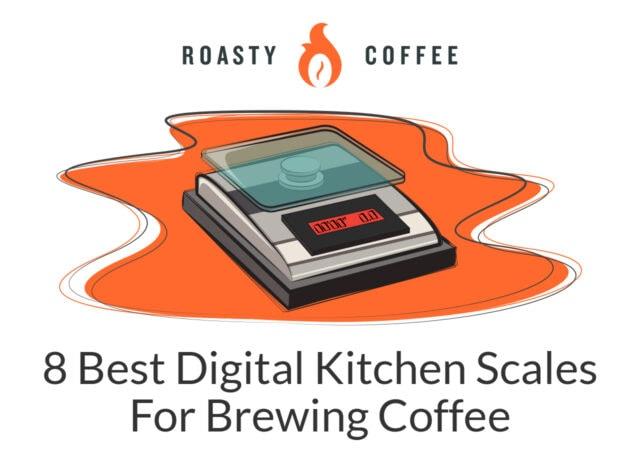 8 Best Digital Kitchen Scales