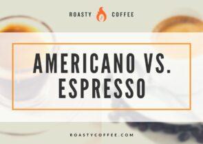 Americano vs Espresso