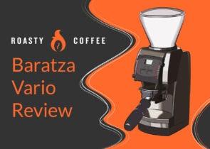 Baratza Vario Review