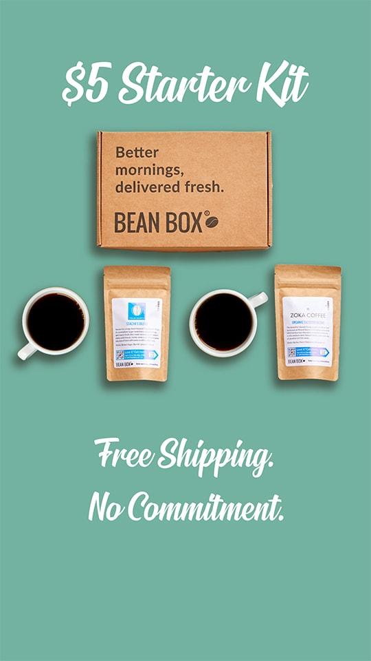 Bean Box Starter Kit