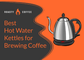 Best Hot Water Kettles For Brewing Coffee