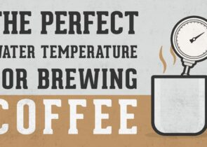 The Perfect Water Temperature for Brewing Coffee