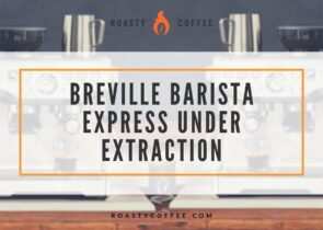 Breville Barista Express Under Extraction