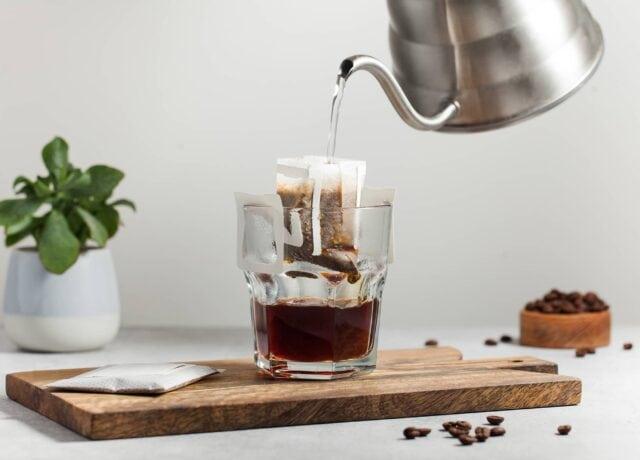 Brew Coffee Like Tea