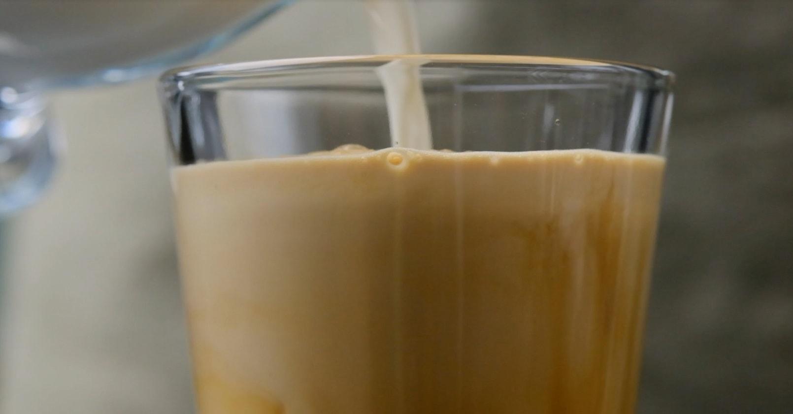 Heavy Cream Pour