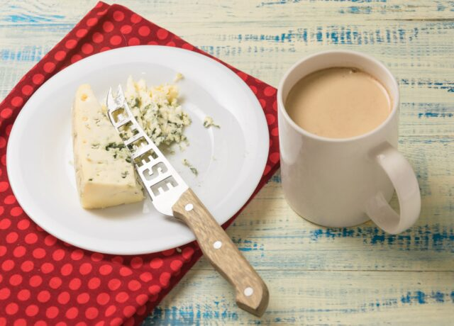 Cheese In Coffee