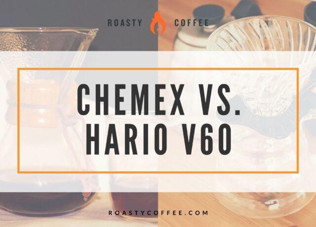 Chemex Vs. V60