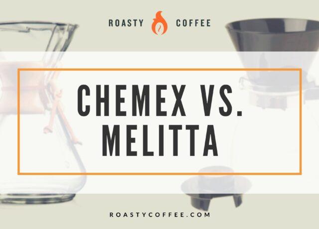Chemex vs. Melitta