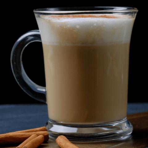 Cinnamon Cappuccino Recipe