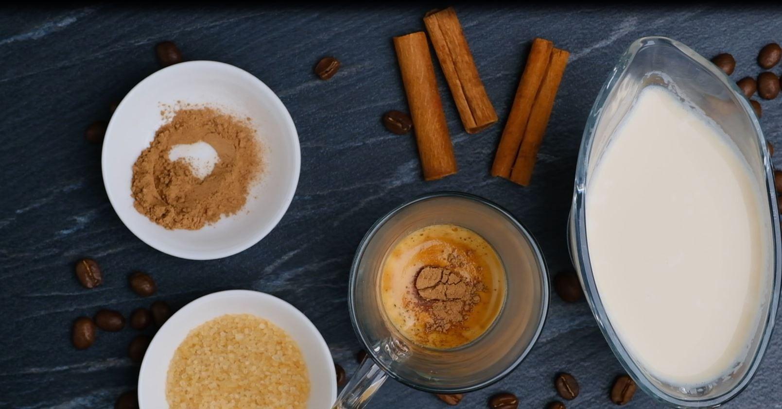 Cinnamon In Latte