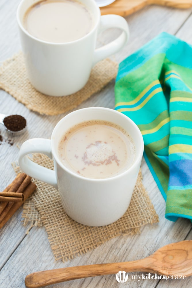 Maple Cinnamon Creamer