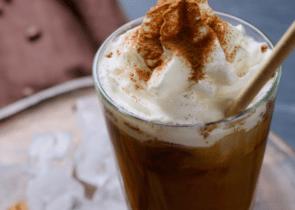 Cinnamon Roll Iced Coffee Recipe