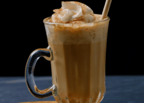 Cinnamon Vanilla Latte Recipe