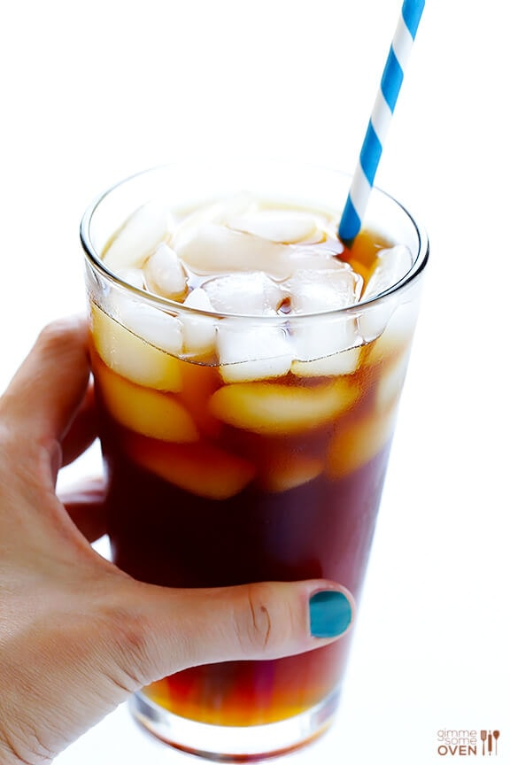 Iced Coconut Water Coffee