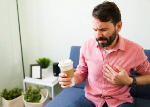 Coffee And Chest Pain