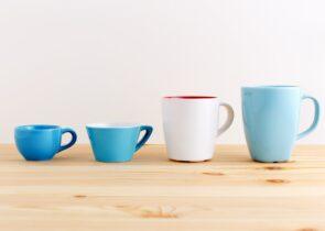 Coffee Cup vs Mug