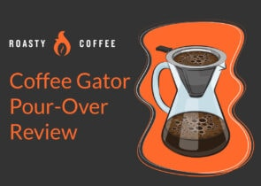 Coffee Gator Pour Over Review