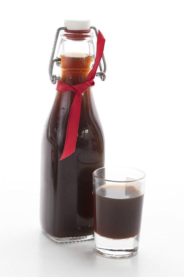Homemade Sugar-Free Coffee Liqueur Recipe