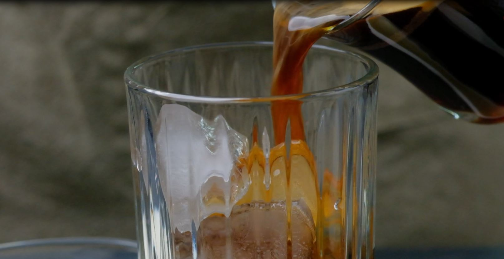 Coffee Over Ice