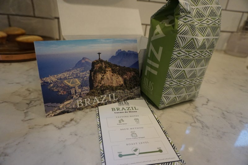 Atlas Coffee Club Review – Explore Coffee From Around The World