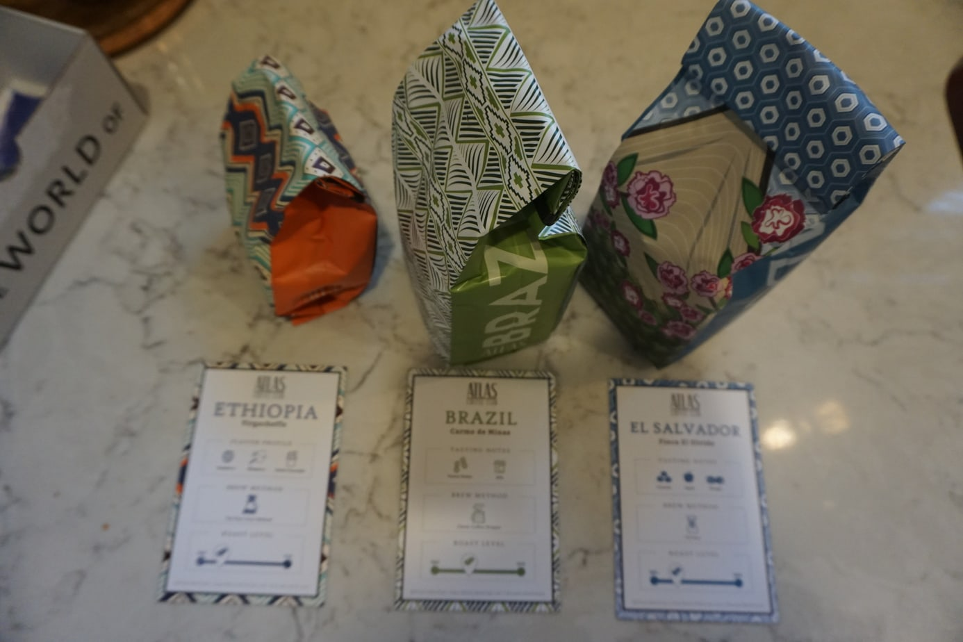 Atlas Coffee Club - 3 bags
