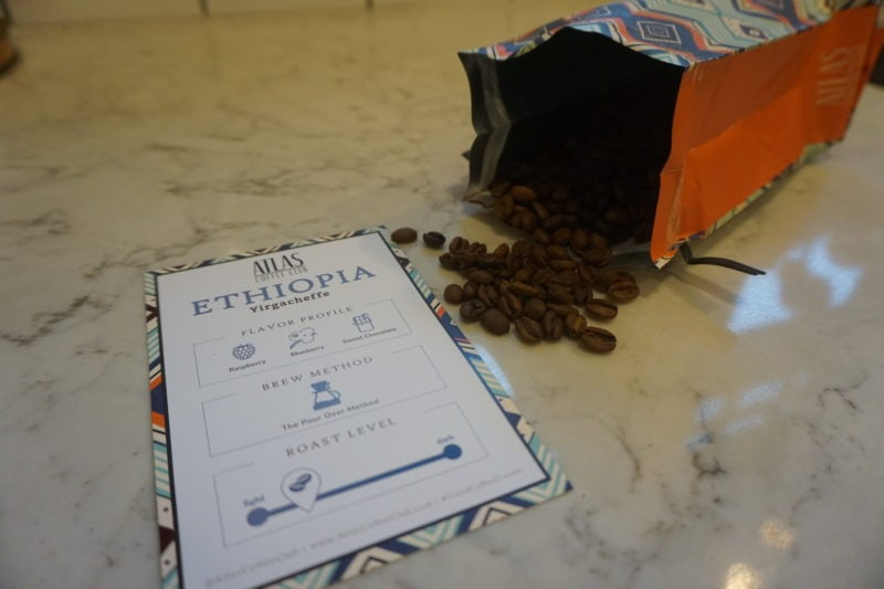 Light Roast Ethiopian Coffee