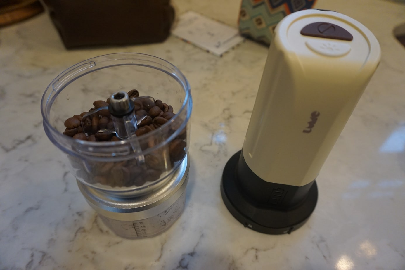 Lume Coffee Grinder
