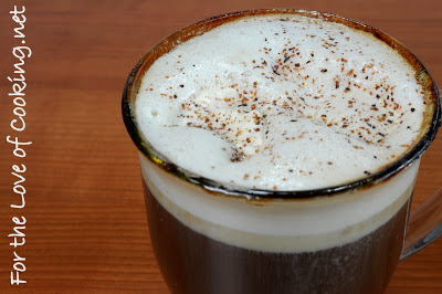 Spiced Spanish Coffee Beverage