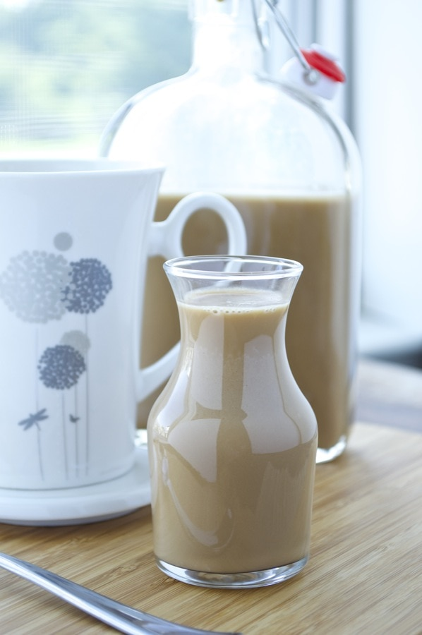 Vegan Caramel Vanilla Coffee Creamer
