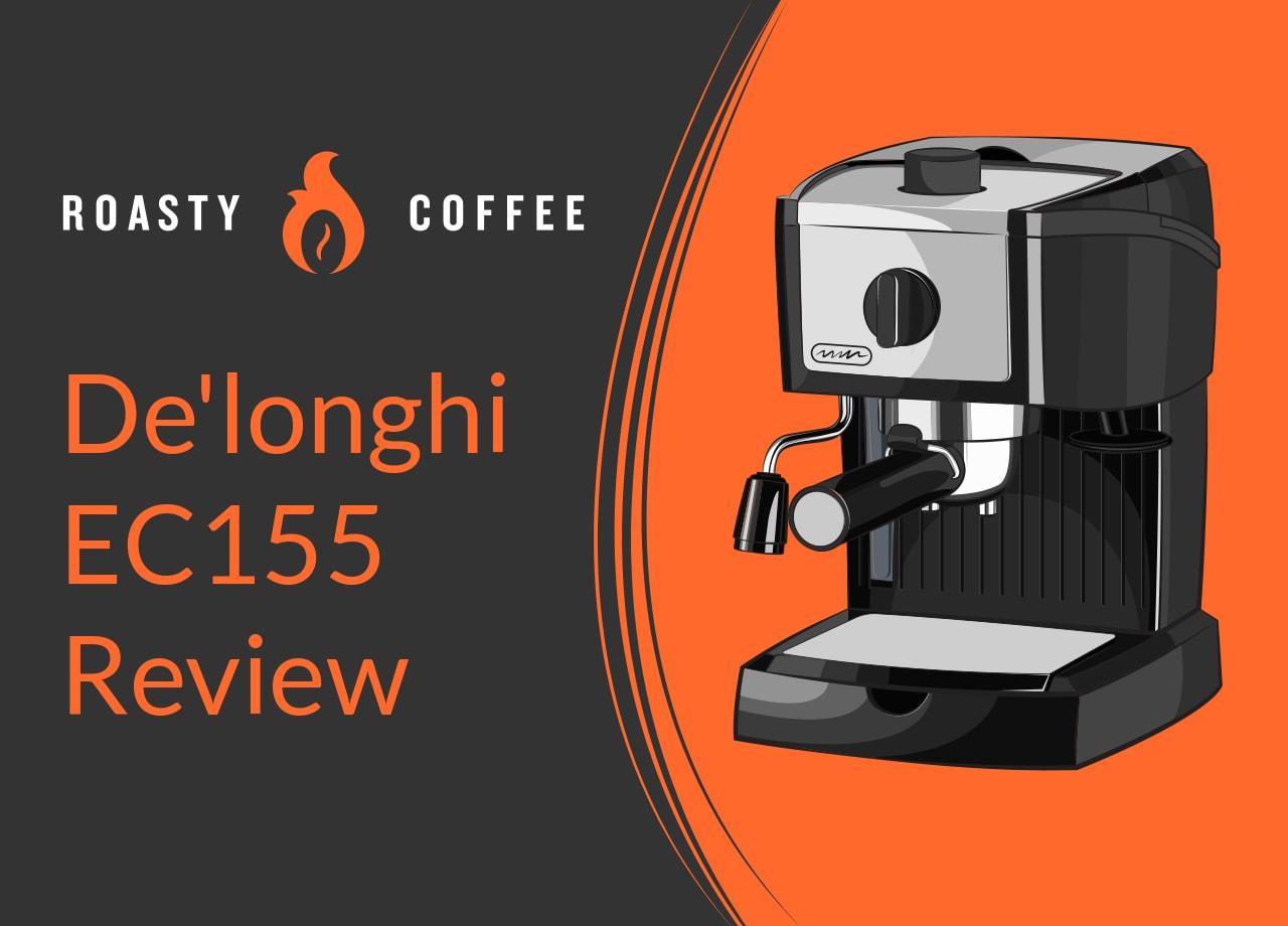 De'longhi EC155 Review