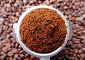 Density Of Ground Coffee