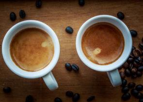 caribou coffee vs starbucks