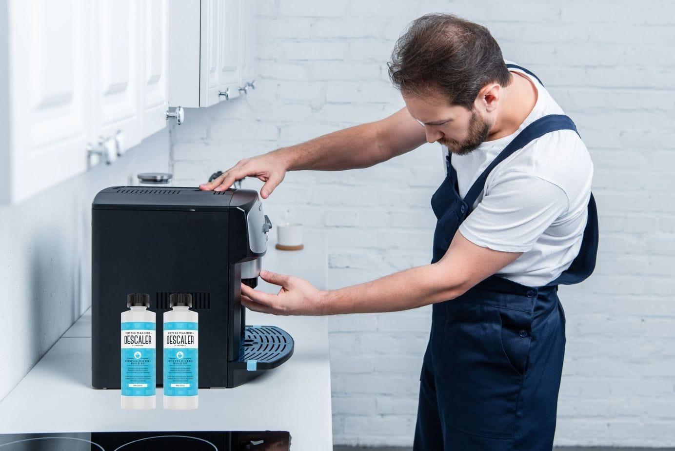 Descaling A Breville Espresso Machine