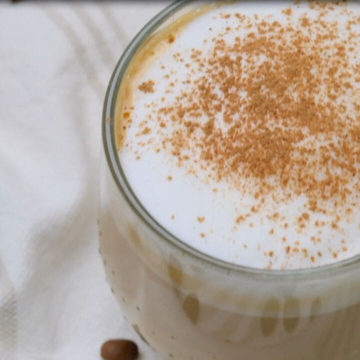 French Vanilla Cappuccino Recipe