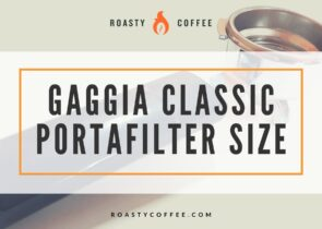 Gaggia Classic Portafilter Size