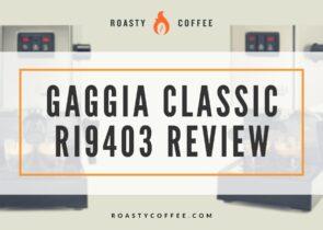 Gaggia Classic RI9403