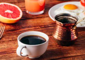 Grapefruit And Coffee