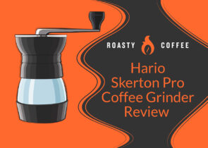 Hario Skerton Pro Coffee Grinder Review