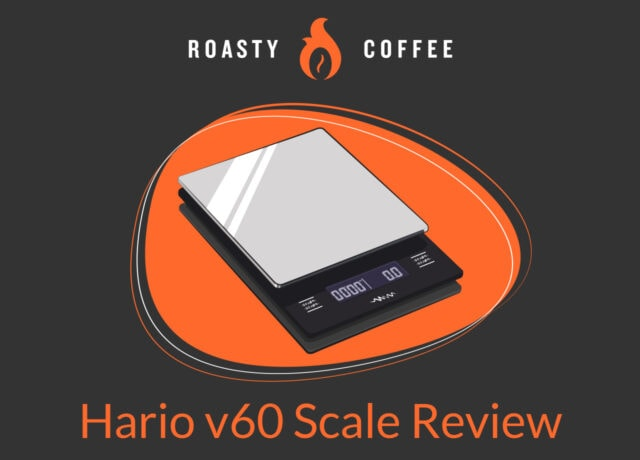 Hario v60 Scale Review