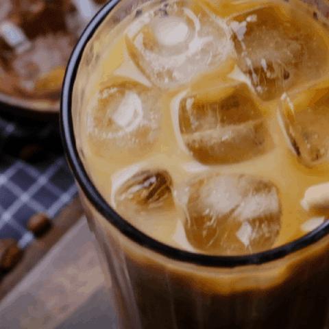 Hazelnut Iced Coffee Recipe
